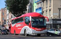 Bus Eireann SP118 (08D23316). (Fred Dean Jnr) Tags: buseireannroutex12 scania irizar pb sp118 08d23316 bachelorswalkdublin dublin september2018 expressway buseireann