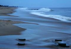 Looking up the Beach (PhotosToArtByMike) Tags: rehobothbeachdelaware delaware de beach rehoboth sussexcounty atlanticcoast atlanticocean