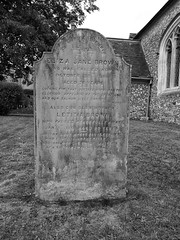 PBWA Chenies (IanAWood) Tags: churchyardofstmichaels stmichealschurch chenies buckinghamshire cofe buckinghamshirechurches churchofengland graveyards headstonehunting gravestones bringoutyourdead necropolis simonjenkinsthousandbestchurches thechilterns androidphotography cameraphonephotographer mobilesnaps capturedonp9 huaweip9 editedinsnapseed seenonmytravels notwalkingwithmynikon