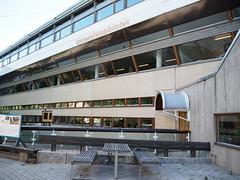 Stockholms universitetsbibliotek - Frescati (tgrauros) Tags: frescati stockholm stockholmuniversity stockholmuniversitylibrary stockholmsuniversitet stockholmsuniversitetsbibliotek