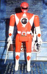 Red Ranger (figurecollectionnow) Tags: redranger powerrangers power rangers super hero action figure figurecollection actionfigure collector collection