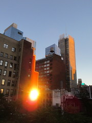 2018 October Cloudless Evening Sky NYC 2458 (Brechtbug) Tags: 2018 october cloudless evening sky nyc virtual clock tower from hells kitchen clinton near times square broadway new york city midtown manhattan 10112018 stormy weather building no hanging cumulonimbus blue cumulus nimbus cloud fall hell s nemo southern view ny1