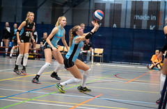4A132821 (roel.ubels) Tags: volleybal eredivisie talent team papendal valkenhuizen sport topsport pharmafilter us tt 2018 volleyball indoor