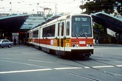 Muni #1213 (Jim Strain) Tags: jmstrain trolley tram streetcar muni sanfrancisco lightrail transit commuter california