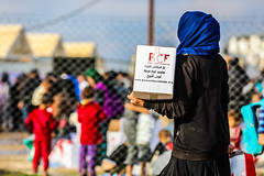 BCF Delivers Aid to IDPs in Namrud and Salamiya camps in Nineveh (19)