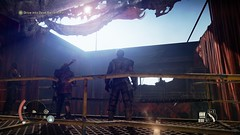 Mad Max_20181013151639 (Livid Lazan) Tags: mad max videogame playstation 4 ps4 pro warner brothers war boys dystopia australia desert wasteland sand dune rock valley hills violence motor car automobile death race brawl scenery wallpaper drive sky cloud action adventure divine outback gasoline guzzoline dystopian chum bucket black finger v8 v6 machine religion survivor sun storm dust bowl buggy suv offroad combat future