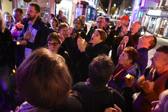 DSC_6946 (Peter-Williams) Tags: brighton sussex uk stjamessst rainbow hub vigil launch event