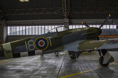 Hawker Typhoon (Hawkeye2011) Tags: uk 2018 lincoln aircraft aviation raf royalairforce military hawker typhoon wwii