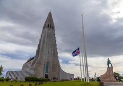On the top of Reykjavik (purrnuu) Tags: reykjavík iceland is