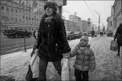 0A77m2_DSC2478 (dmitryzhkov) Tags: street life moscow russia human monochrome reportage social public urban city photojournalism streetphotography documentary people bw badweather dmitryryzhkov blackandwhite outdoor everyday candid stranger