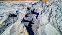 DJI_0151_2_3_4_5hdr (Greg Meyer MD(H)) Tags: lakepowell arizona utah alstrompoint aerial drone moon rugged erosion view beauty landscape drama barren desert deserted