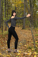 Poet's Seat Tower (Peter Camyre) Tags: poets seat tower greenfield ma mass massachusetts female model fall fashion photoshoot pictures portraits colors poetsseattower beautiful pose posing friend people portrait portraiture canon camera lady girl pretty