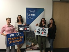 Students of the UC Education Abroad Program Support AFSCME 3299 Strike 1