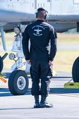 """USAF A10C Thunderbolt II """"Warthog"""" - Demo Team Member (Timothy Wildey) Tags: 2018 georgia wings a10c thunderboltii usaf jet aircraft aviation demoteam warthog"""