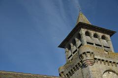 Eglise fortifiée de Sainte-Radegonde (Michel Seguret Thanks for 13.6 M views !!!) Tags: france aveyron rouergue michelseguret nikon d800 pro