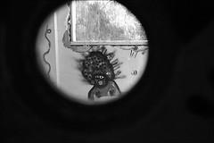 181111_Psiquiatrico_003 (Stefano Sbaccanti) Tags: bw blackandwhite analogicait analogue argentique bianconero leicam5 kentmere400 psiquiatrico asylum urbex urbanexploration abandonado 2018 50summicron spain