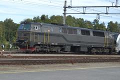 BLSR Nomad TMZ 1403 - Honefoss (dwb transport photos) Tags: blsr nomad locomotive tmz1403 honefoss