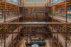Rijkmuseum Library (asvensson) Tags: rijksmuseum amsterdam museum library bibliothek