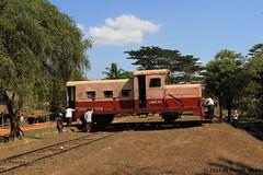I_B_IMG_0492 (florian_grupp) Tags: asia myanmar burma train railway railroad bago pegu nyaungkashe semaphore diesel railcar railwaggon car selfmade myanmarailways southeast metergauge metregauge 1000mm locomotive