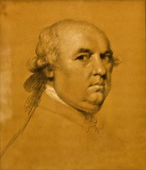 Portrait of George Stubbs (1777) - Ozias Humphry (1742-1810)