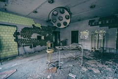 op room (tbolt-photography.com) Tags: d750 derp derpy derelict derelictbuildings derelictplaces decay abandoned abandonedplaces abandonedbuildings pripyat urbex urbandecay urbanexploration urbanexplore ukraine chernobyl radiation exclusion zone
