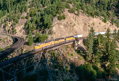 A little too Late (thechief500) Tags: featherriverroute railroads up keddie ca usa us
