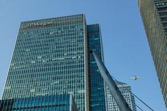 JP Morgan - Canary Wharf - London UK (erengun3) Tags: canarywharf london canary wharf reuters londra transport for jpmorgan jp morgan