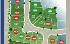 Lot 212 Admiralty Drive - Stage 11, Safety Beach NSW