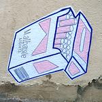 Pasted paper by De Casa [Lyon, France] thumbnail