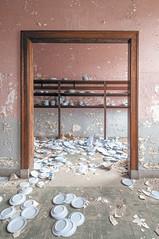 •Former State Hospital For The Mentally Insane (2016) (hgxphoto) Tags: urbandecay urbanexplorer urbanexploration urbex abandoned decay architecture asylum
