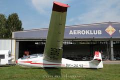 SP-3042 SZD 9 bis Bocian (SPRedSteve) Tags: sp3042 bocian glider szd 9 9bis bemowo
