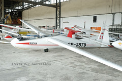 SP-3879 SZD 9bis Bocian 1E (SPRedSteve) Tags: sp3879 bocian glider bemowo