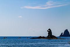 Godzilla Rock (shinichiro*) Tags: 20180923sdim5392 2018 crazyshin sigmasdquattroh sdqh sigma1770mmf284dcmacrohsm september autumn 大田子海岸 西伊豆町 静岡県 nishiizu shizuoka japan jp 31106389408 3695705 201810gettyuploadesp
