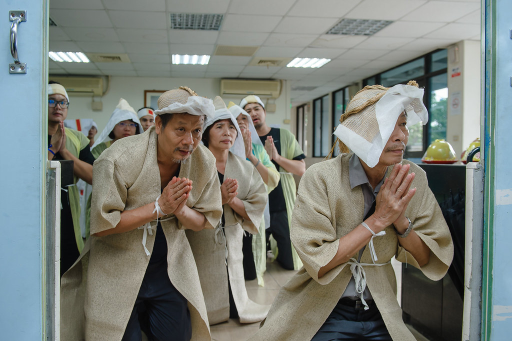 喪禮攝影/新莊陳府外場