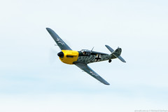 Photo (Rorohiko) Tags: gbwue historic flying ltd hispano messerschmitt ha1112m1l bf109 bf109g buchon warbirds over wanaka