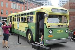 IMG_2117 (GojiMet86) Tags: mta nyc new york city bus buses 1956 tdh5106 3100 nytm brooklyn bridge park transit museum festival