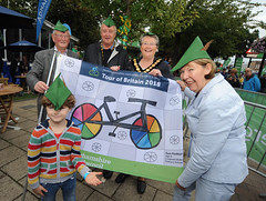 AWP Tour of Britain  West Bridgford 3 (Nottinghamshire County Council) Tags: tob nottinghamshire cycling race bicycles 2018 notts bike westbridgford kaycutts robinhood tour britain