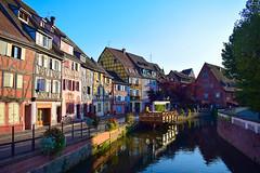 Alsace (Ruben Alvarez Bediaga) Tags: alsace alsacia colmar strasbourg france francia cityscape canals canal river colour colourful