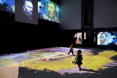 impressioni...impressionismo (s@brina) Tags: impressions impressionism interaction exhibition color immersion mostra impressionismo
