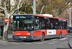 Zaragoza, Paseo de la Independencia 02.01.2018 (The STB) Tags: zaragoza publictransport citytransport öpnv transporteurbano transportepúblico bus busse autobus autobús auzsa autobusesurbanosdezaragoza