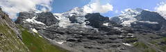 Panorama jungfrau massive - Switzerland (roland_tempels) Tags: mountains switzerland jungfraumassive supershots
