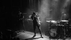 Coma (januszjanusz208) Tags: bw black white koncert concert rock metal poland coma katowice portfolio portrait dance