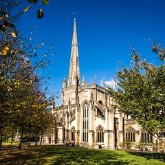 St. Mary's Redcliffe (andymulhearn) Tags: samyangcsc12mmf20ncscs xt2 fuji bristol churches