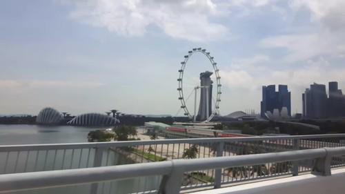 20181108 Singapore Formula I  pit stop