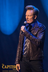 conan and friends 11.7.18 photos by chad anderson-7420 (capitoltheatre) Tags: thecapitoltheatre capitoltheatre thecap conan conanobrien conanfriends housephotographer portchester portchesterny comedy comedian funny laugh joke