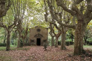 chiesetta abbandonata