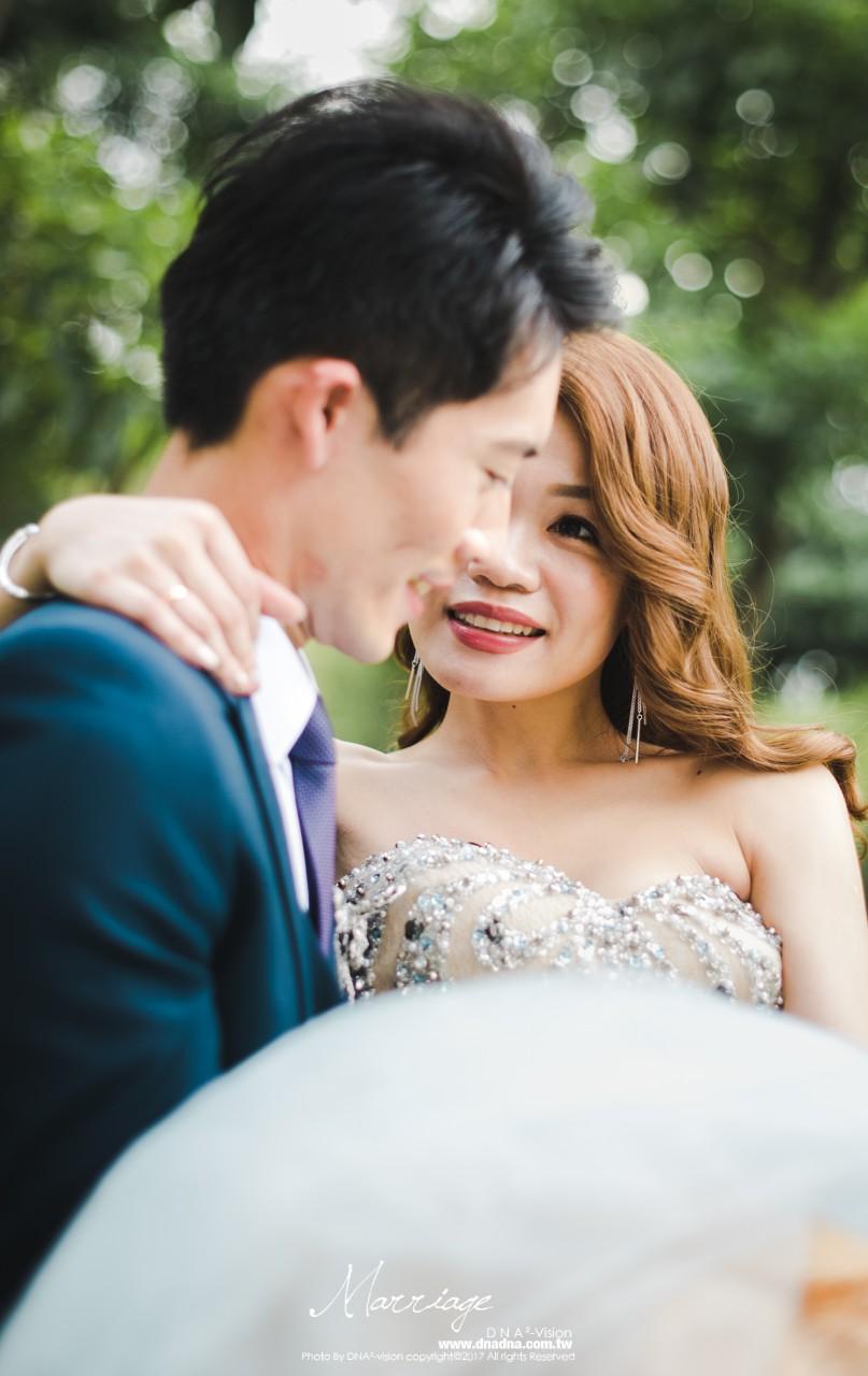 《婚攝搶先看》aaron&elisa-高雄林皇宮-2