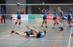 4A132751 (roel.ubels) Tags: volleybal eredivisie talent team papendal valkenhuizen sport topsport pharmafilter us tt 2018 volleyball indoor
