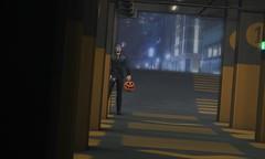 American Psycho (Hell Jung) Tags: deadwool secondlife backdropcity sl halloween