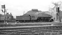 c.1964 - York. (53A Models) Tags: britishrailways lner gresley a3 462 60036 colombo steam york train railway locomotive railroad
